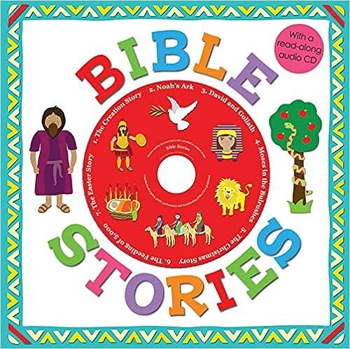 Descargar Libro Origen Bible Stories: With A Read-along Audio Cd [with Cd (audio)] Directa PDF