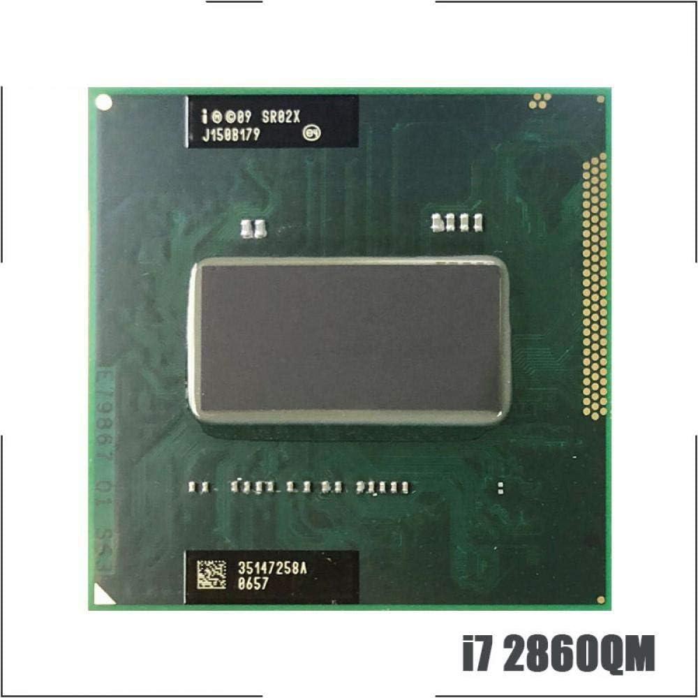 Intel Core I7-2860QM I7 2860QM SR02X 2.5 GHz Quad-Core Eight-Thread CPU Processor 8M 45W Socket G2 RPGA988B
