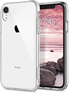 Spigen Slim Armor Case The Apple iPhone XR (Crystal Clear)