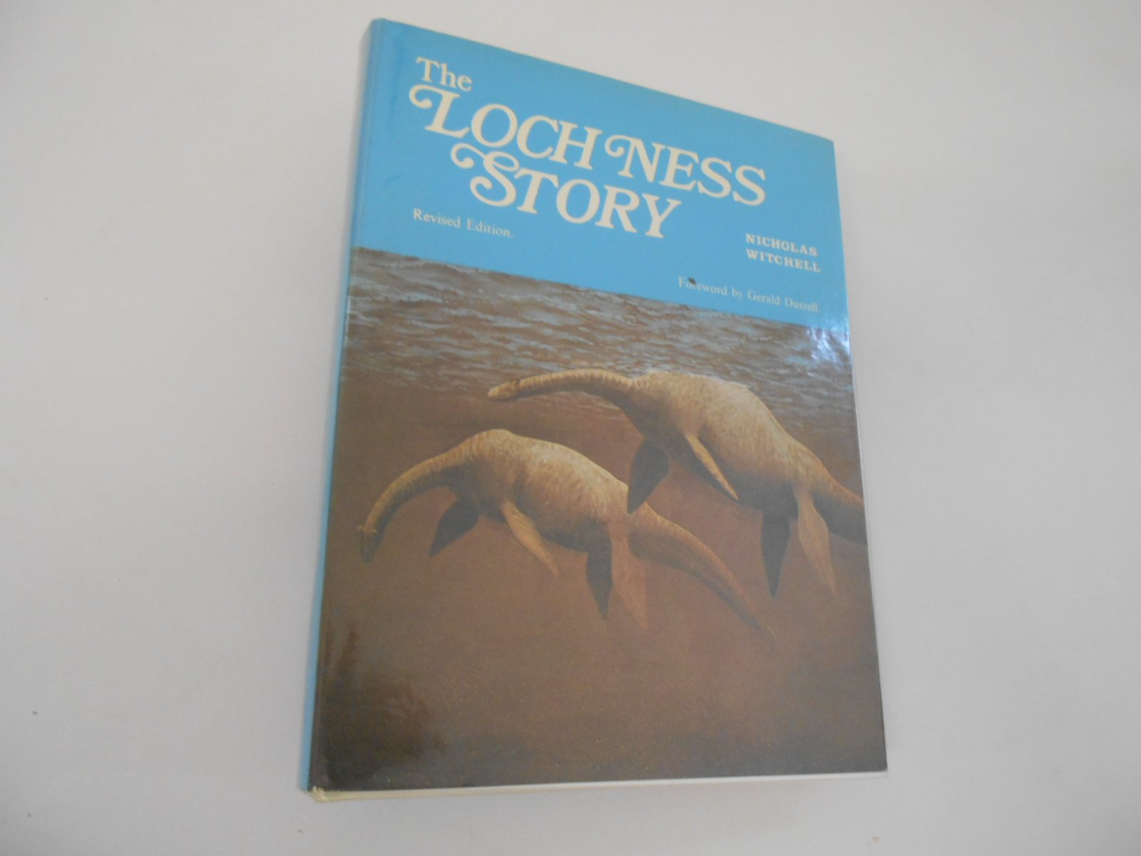 Loch Ness Story Witchell Nicholas 9780900963681 Amazon Com Books