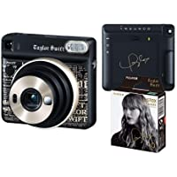 Kit Taylor Swift - Câmera Fujifilm Instax Square SQ6 + Filme Instax Square