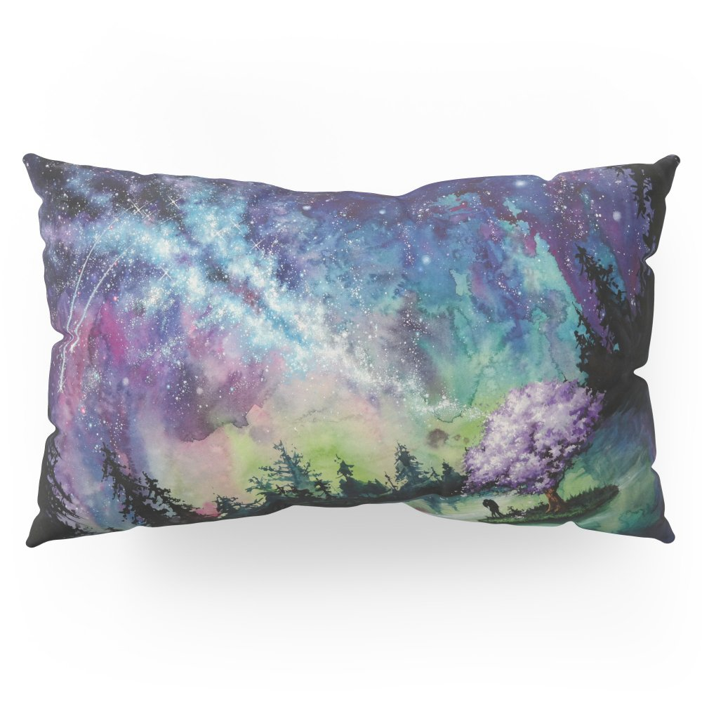 Society6 Love Pillow Sham King (20'' x 36'') Set of 2