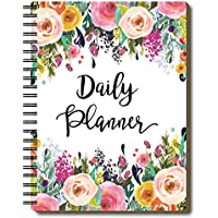 Nourish A5 Size Daily Planner