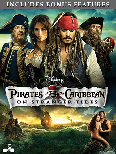 Pirates of the Caribbean: On Stranger Tides (Plus Bonus Content) ()