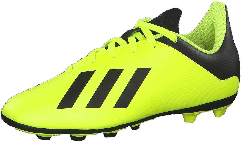 adidas Kids Shoes Boys Soccer X 18.4 Flexible Ground Football Boots