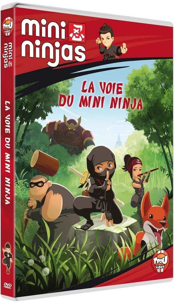 Mini Ninjas - La voie du Mini Ninja [Italia] [DVD]: Amazon ...