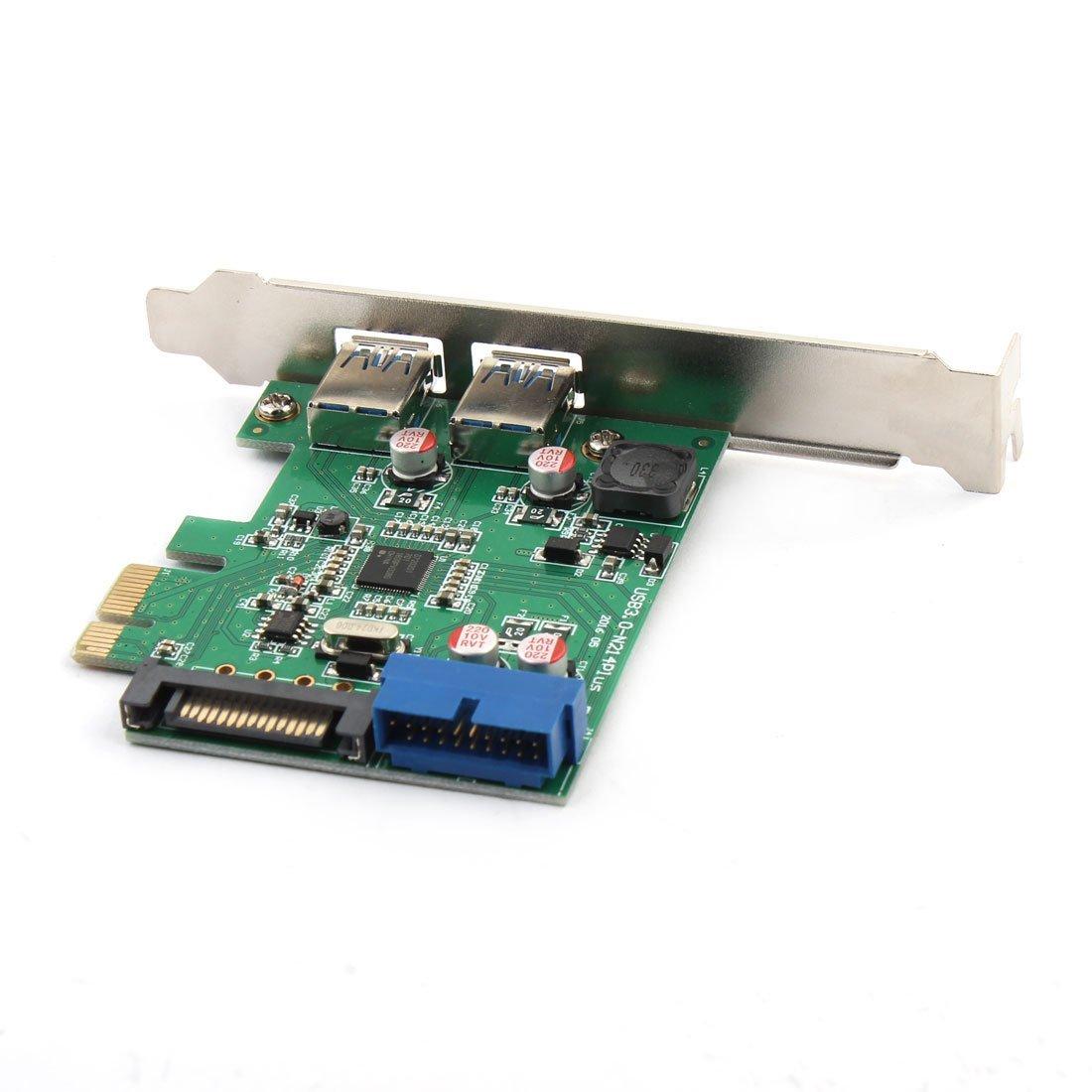 Amazon.com: eDealMax ordenador PCI-E 3.0 a la tarjeta de ...