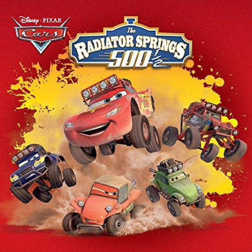 - Cars Toons:  The Radiator Springs 500 1/2 (Disney Movie Storybook (eBook))
