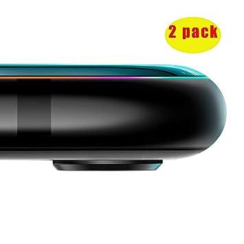 cookaR Protector de Pantalla Xiaomi Mi 9T/9T Pro, Cristal Templado ...