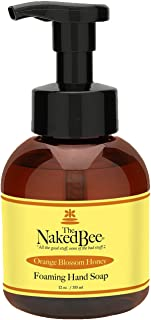 product image for Naked Bee Foaming Hand Soap 12 Oz. - Orange Blossom Honey