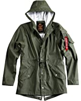 Alpha Industries Jacket Fishtail Raincoat