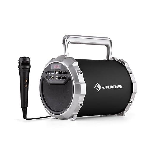 16 opinioni per auna Dr. Bang! 2.1 cassa acustica dispositivo speaker portatile (Bluetooth,