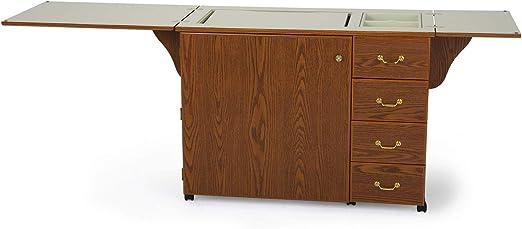 Mueble para máquina de coser- Norma Jean Roble: Amazon.es: Hogar