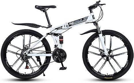 Liu Yu·casa creativa Bicicleta de montaña Plegable para Adultos 26 ...