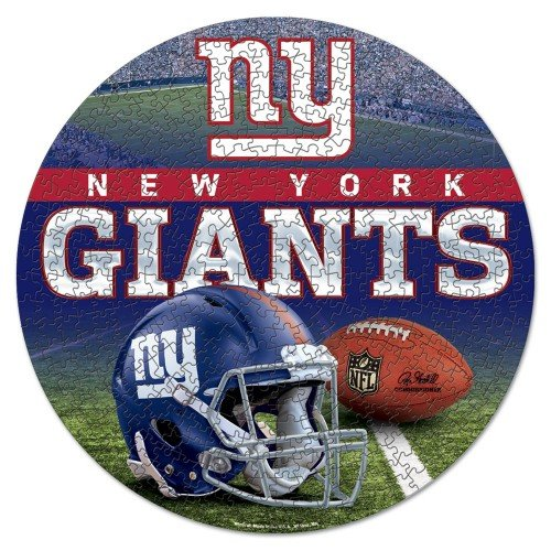 WinCraft New York Giants NFL 500-Piece Puzzle in Box by WinCraft