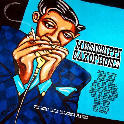VA-Mississippi Saxophone-2CD-FLAC-2012-NBFLAC Download