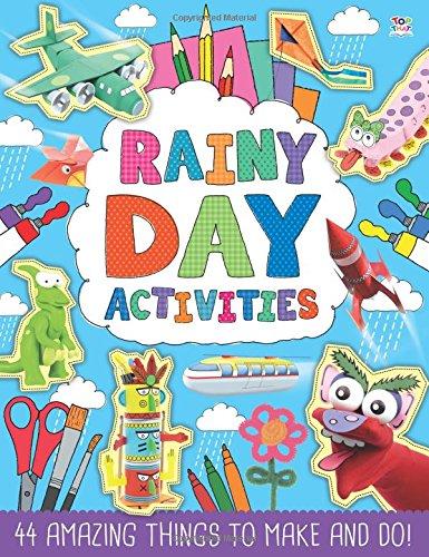(Rainy Day Activity Book)