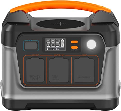 Portable Power Station AIPER Discoverer 300, 309Wh Solar Generator with Top-brand Lithium-ion Battery Cell 300W AC Outlet Wireless Charger USB-C PD Car Port BMS for Outdoor Camping Home Emergency