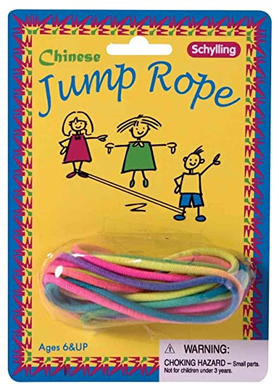 Fitness & Jogging Chinese Jumprope Colors May Vary Crosstrainer