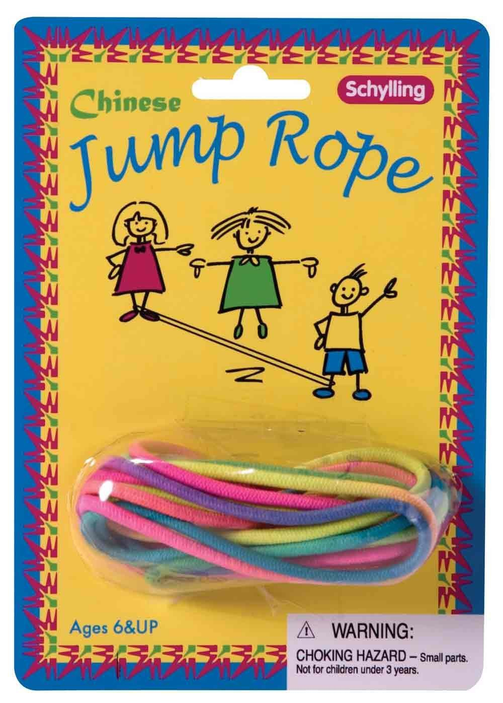 Chinese Jump Rope (Couch Rope)