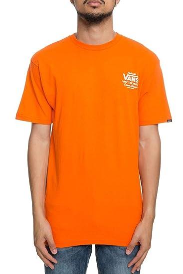 Vans Mens Holder ST Classic - Camiseta para Hombre - Naranja - XX ...