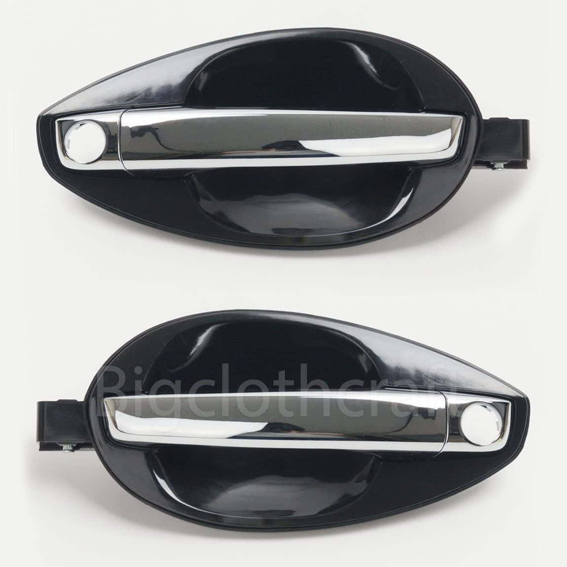 Outside Door Handle Unpainted For 2003 2008 Hyundai Tiburon Coupe
