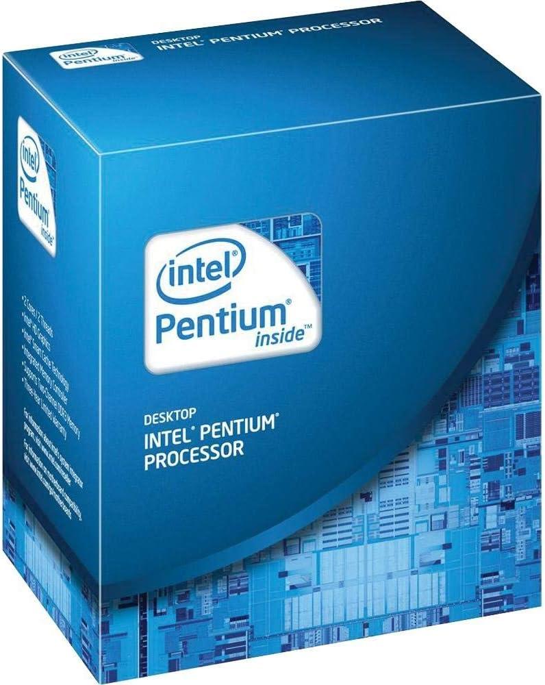 Intel Pentium Dual-Core Processor G850 2.9 GHz 3 MB Cache LGA 1155 Renewed BX80623G850