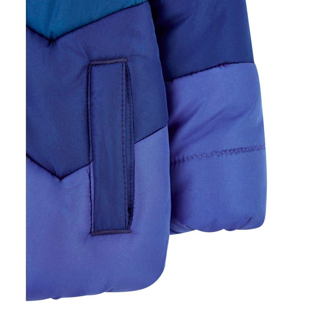 Mothercare Unisex Baby Mb Epp Jacket Blue Colourblock Jacke