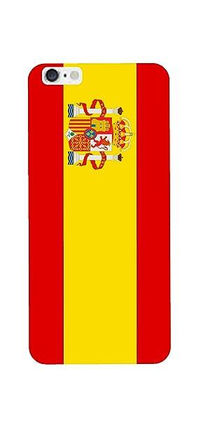 FUNDA CARCASA Bandera España Movil HUAWEI P8 LITE 2017