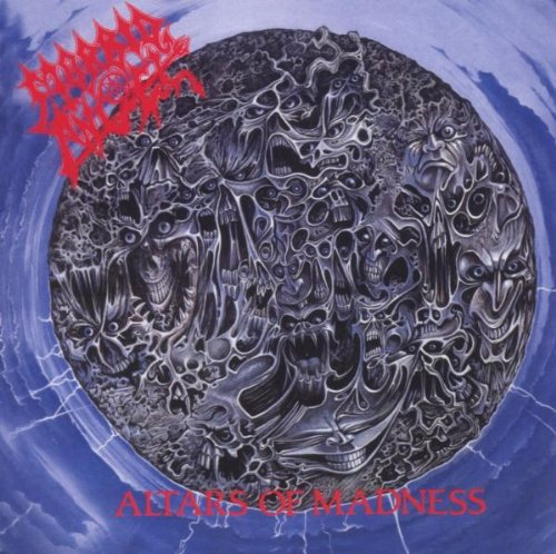 Morbid Angel: Altars Of Madness (Audio CD)