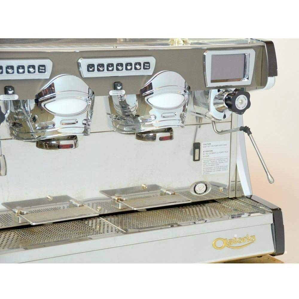 Amazon.com: Astoria Sabrina Automatic Cool Touch 2 Group Espresso Machine Auto-Steam Black: Industrial & Scientific