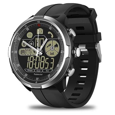 Zeblaze Vibe 4 Hybrid Smartwatch Silver