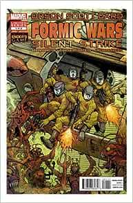 Orson scott card second formic war book 3
