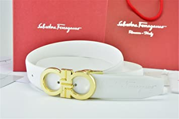 Ferragamo Belt White | www.pixshark.com - Images Galleries ...