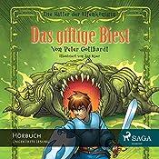 Das giftige Biest (Die Ritter der Elfenkönigin 4)   Peter Gotthardt