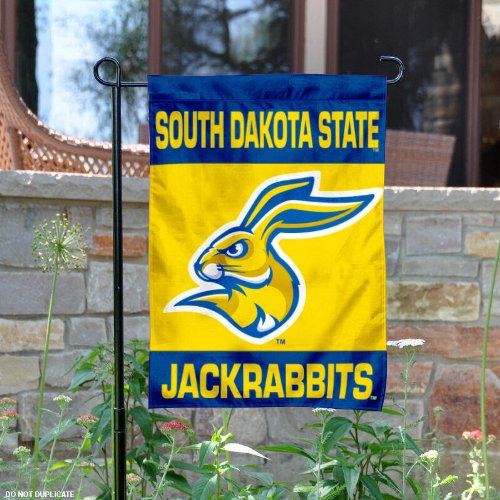 South Dakota State University Garden Flag and Yard Banner