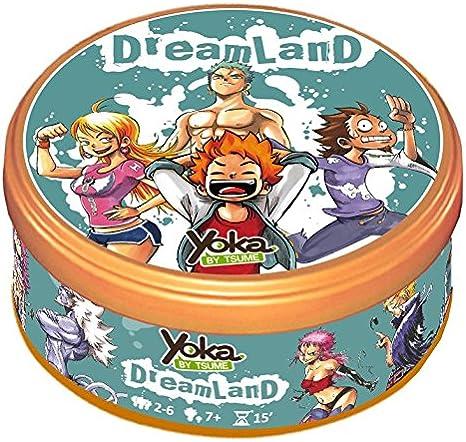 Yoka by Tsume – tsu7079 – Dreamland – el Juego de Tablero: Amazon.es: Juguetes y juegos