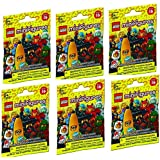 LEGO Minifigures Series 16 Bundle Set of 6 (Characters May Vary)