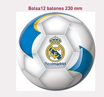 Unice - Pelota diseño F. C. Real Madrid, 23 cm (Mondo 2505 ...