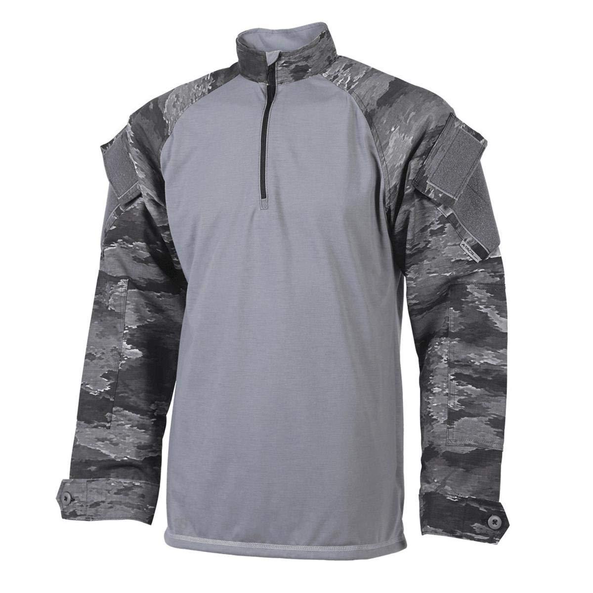 Tru-Spec Ghost コンバットシャツ A-TACS Ghost Lサイズ Xtreme BDU 1/4 Tru-Spec ジップ XL A-TACS ゴースト XL Lサイズ B07PYMJK1Z, ミナミマキムラ:f4296c73 --- gamenavi.club