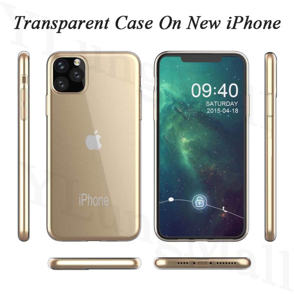 Amazon.com: Case for Funda iPhone 11 2019 on iPhone 11 Pro ...