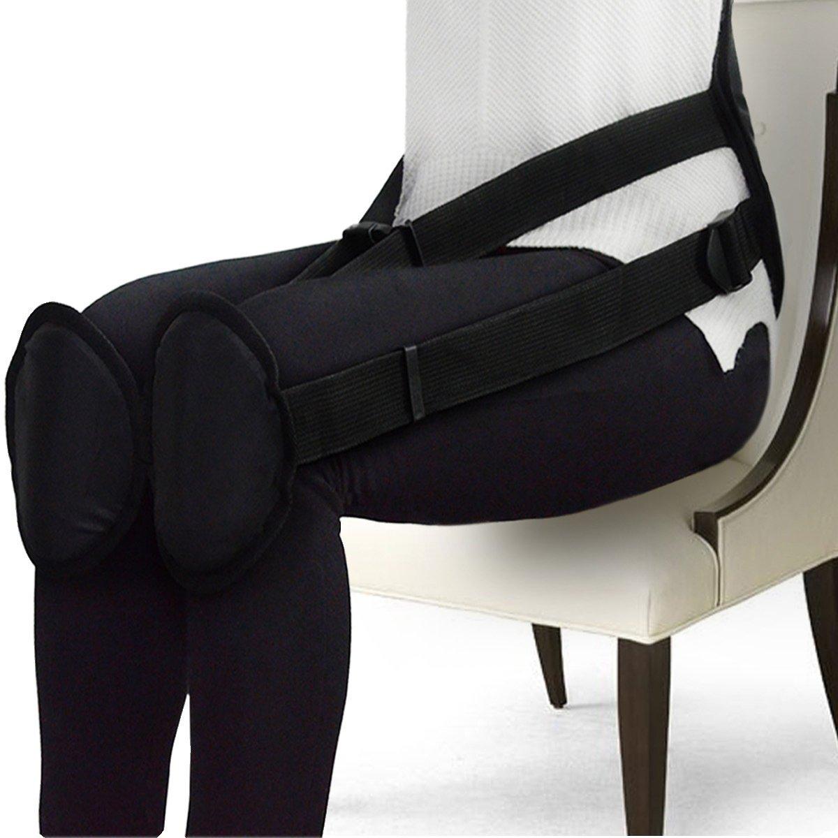 Ueasy Adjustable Back Posture Corrector Brace Clavicle Brace Portable Correct Back Posture for Correction Posture Enhance Temperament by Ueasy (Image #2)