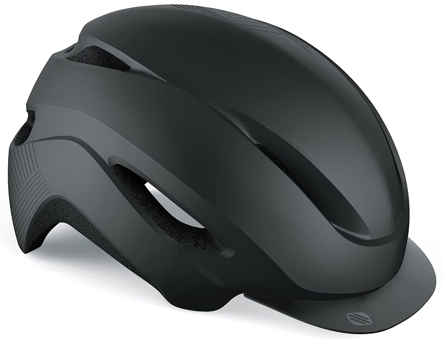 Rudy Project Central bicicleta casco - Black Mat: Amazon.es ...