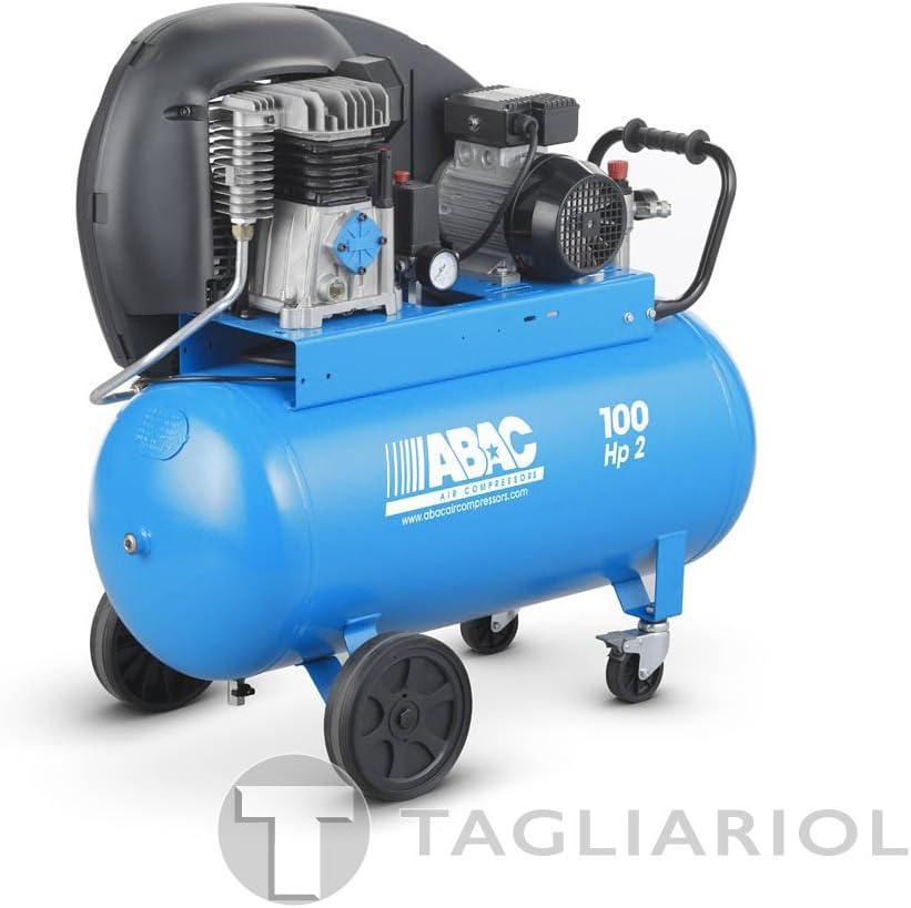 Abac Pro a29b 100cm2Compresor profesional-100L Aire Comprimido ...