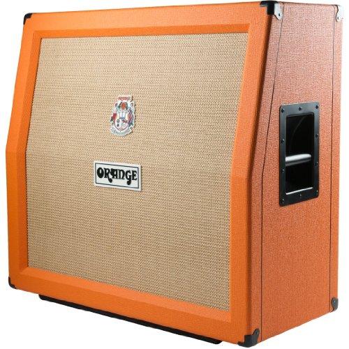 - Orange PPC412-A - 240-Watt 4x12 Inches Angled Cabinet - Orange