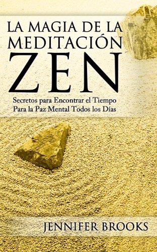 Magia Meditaci%C3%B3n Zen Secretos Encontrar ebook product image