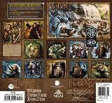 2014 The Hobbit The Desolation of Smaug Wall Calendar