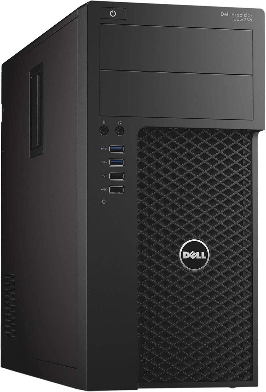 Dell Precision 3620 / T3620 Entry Level Music Production Workstation PC, Intel i7-6700 up to 4.0GHz 32GB DDR4 RAM, 512GB SSD + 2TB HDD, Intel HD Graphics 530, HDMI, USB 3.0, Windows 10 Pro (Renewed)