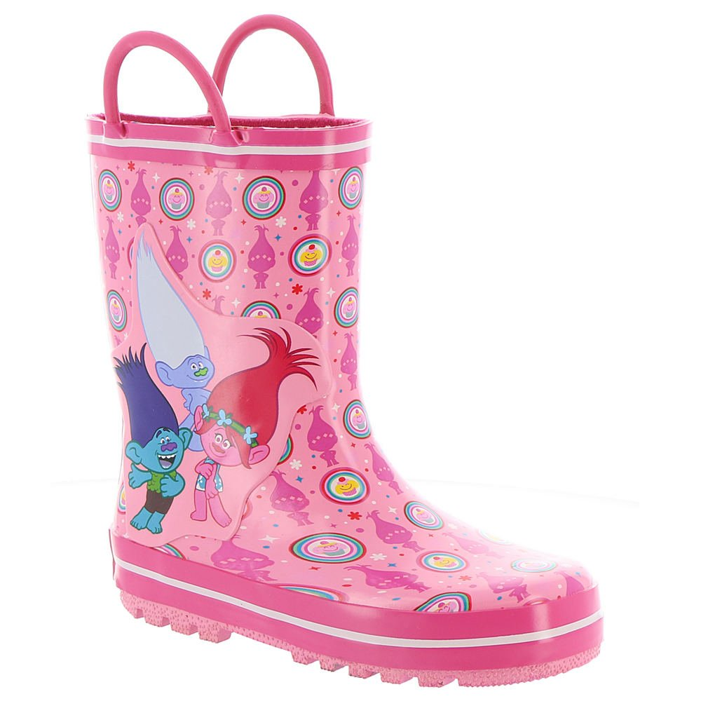 Favorite Characters Girl's Trolls Rain Boots (Toddler/Little Kid)