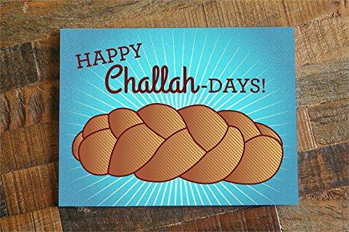 Happy Hanukkah Holiday Card - Funny Hanukkah Card